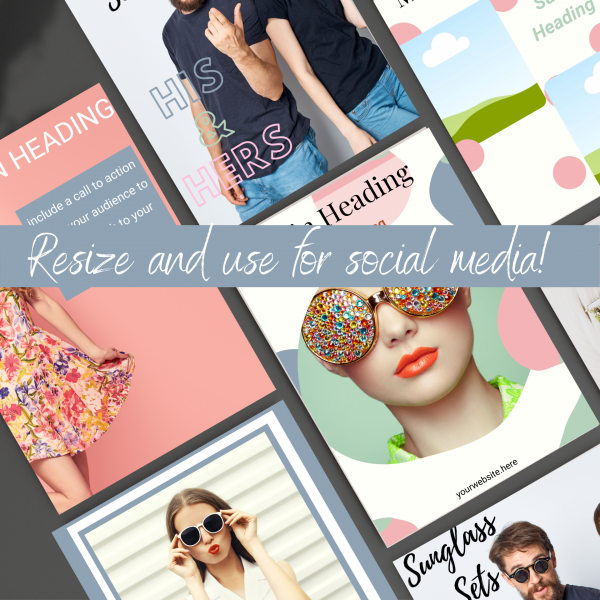 pinterest template examples