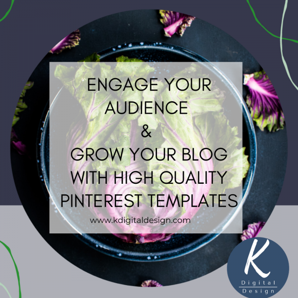 Quality pin templates designed to grow your blog and engage your audience