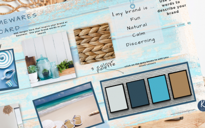 How to Make A Mood Board Using Canva